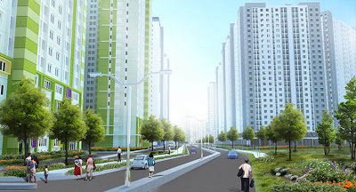 The Green Pramuka City